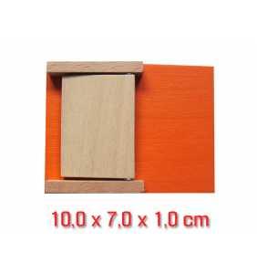 D5 - Bočný panel magnetický stena s dverami